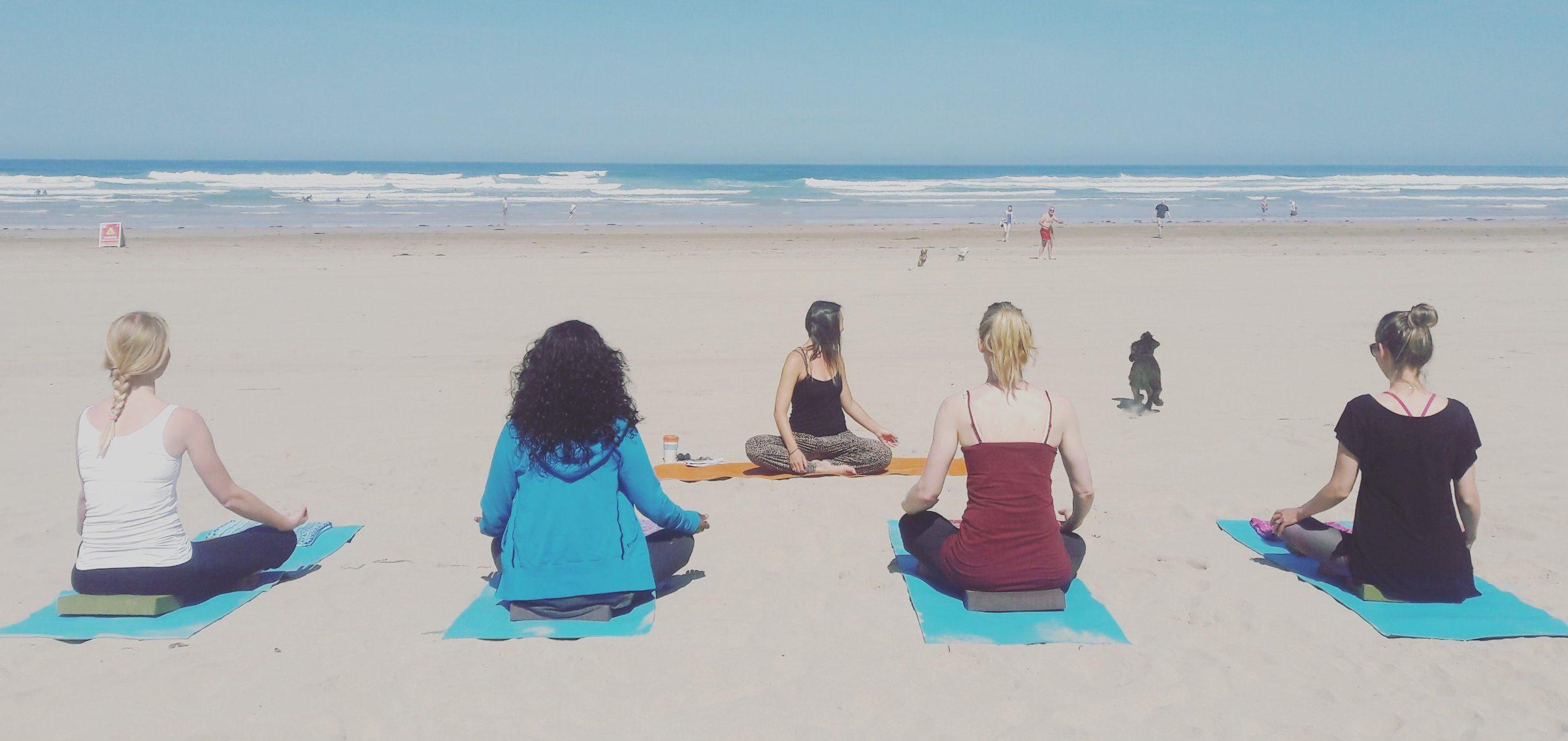 Yoga, Mindfulness, Meditation, Retreats, Cornwall, Horizon Inspired